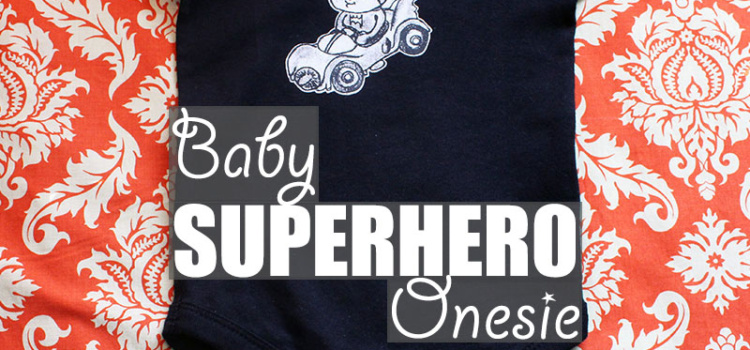 One-of-a-kind baby superhero onesie featuring baby Batman – hand drawn by the extremely talented Devin Patterson. Next up? A baby Catwoman toddler t-shirt!