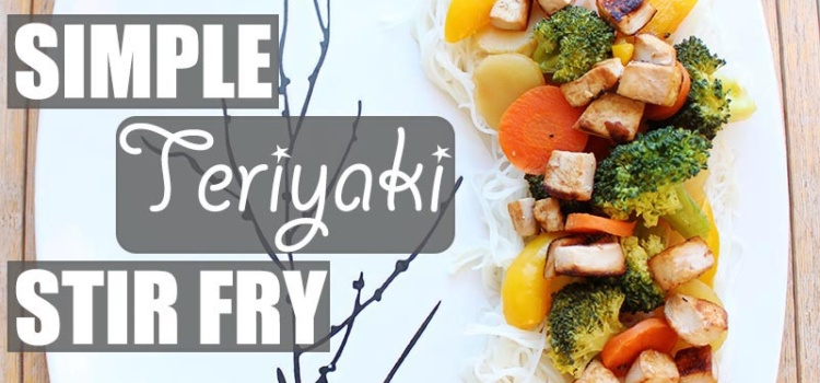 A super simple, super delicious, super nutritious version of a healthy veggie stir fry that's easy to customize. Let the sauté-ing begin!