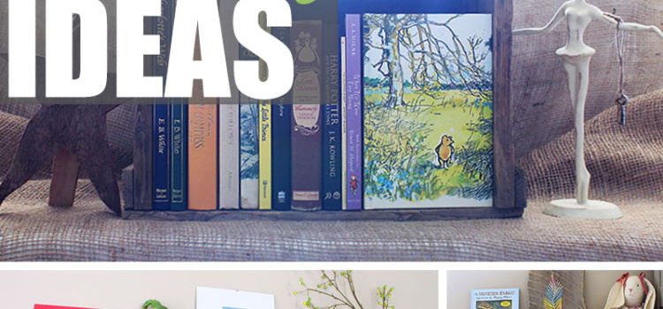 Do you dream of a massive, multi-storied library? Me too! Do you have nowhere near the space? Me too. So try one of these small home library ideas instead.