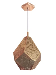 Love the look of bohemian bedroom decor, but need a little guidance pulling it all together? Check out this boho bedroom shopping guide - featuring eco-conscious items like this handmade Moroccan pendant light from ethical marketplace Made Trade.