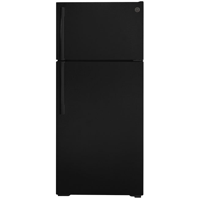 What's an eco-conscious kitchen without an energy efficient fridge? This GE 28