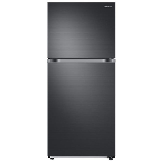 What's an eco-conscious kitchen without an energy efficient fridge? This Samsung 29