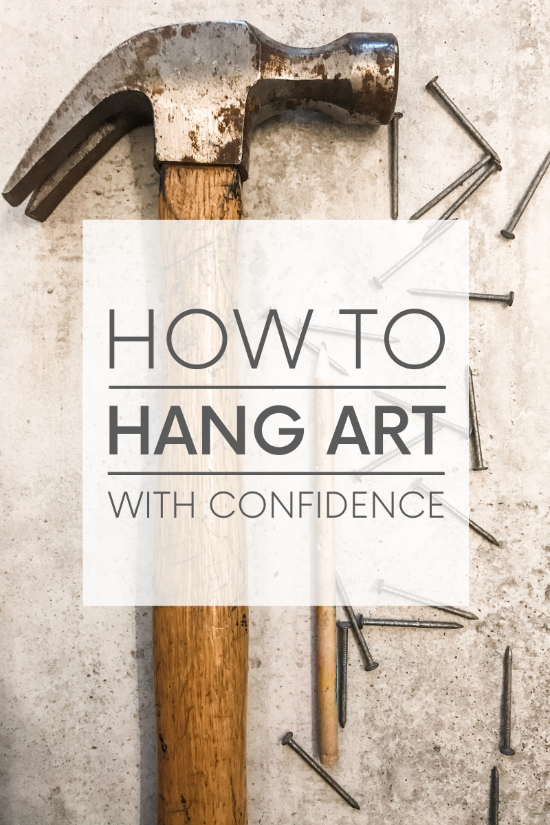 Need some super simple tips on how to hang art? These imaginative hacks will have you hanging your artwork with ease - and confidence!