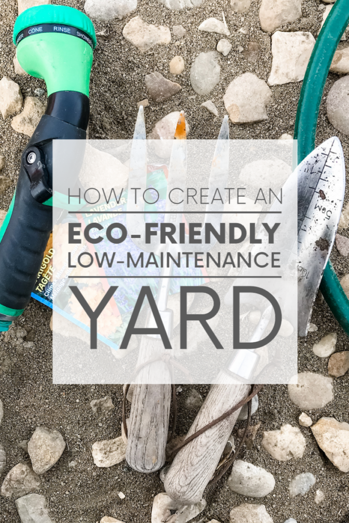 What are the two best things about low maintenance landscaping? It's easy and eco-friendly! We're talking native plants, composting and more.