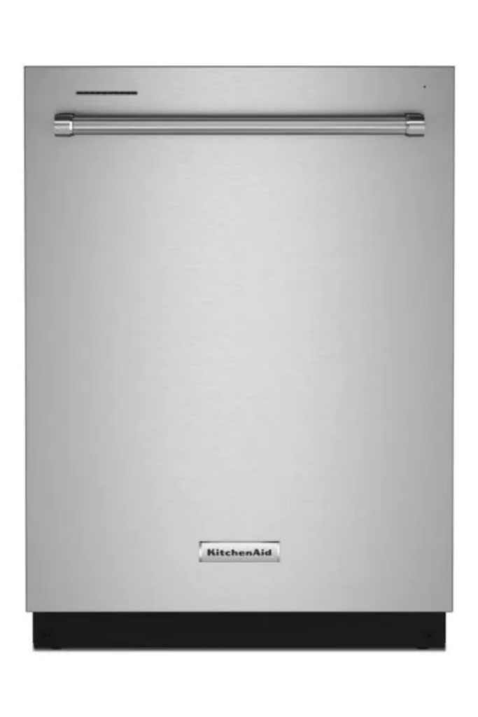 An energy efficient dishwasher needs to balance reduced energy consumption with water conservation - and the KitchenAid KDTM404KPS does just that!