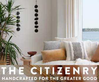 The Citizenry believes our homes should be reflections of the journeys we take and our personal spaces deserve designs with a soul, a story, and a purpose.