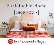 Ten Thousand Villages is a source for unique handmade gifts, Jewelry and home decor. They're also one of the world's largest fair trade organizations and a founding member of the World Fair Trade Organization.